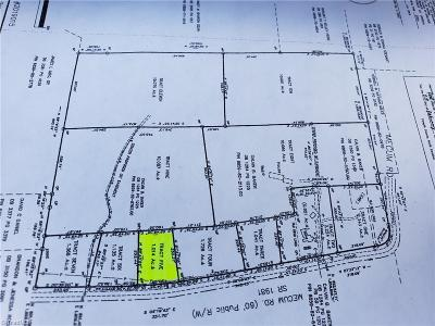 Walkertown Residential Lots & Land For Sale: 4422 Mecum Road #Tract 5