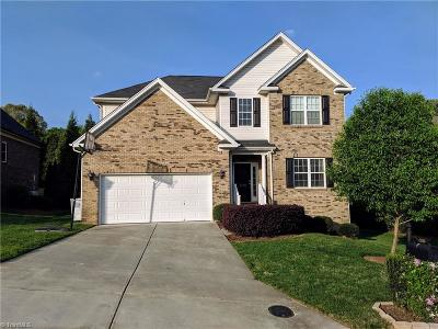 Greensboro Single Family Home For Sale: 6116 Bedstone Drive