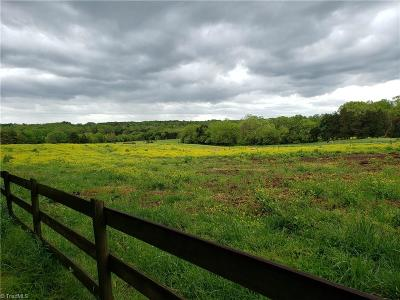 Davie County Residential Lots & Land For Sale: 0000 Big Oak Lane