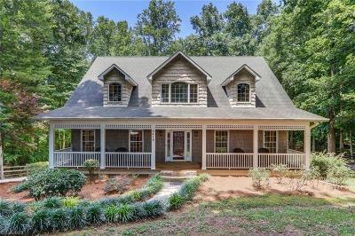 Sophia Single Family Home For Sale: 5415 Walker Mill Road