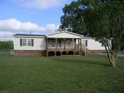 Lexington Manufactured Home For Sale: 920 Young Road