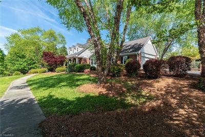 Lewisville NC Single Family Home For Sale: $739,000