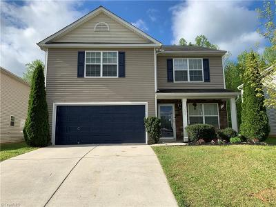 Greensboro Single Family Home For Sale: 3632 Sweet Birch Drive