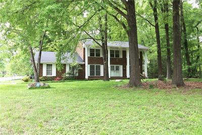 Burlington Single Family Home For Sale: 1326 Ridgecrest Avenue