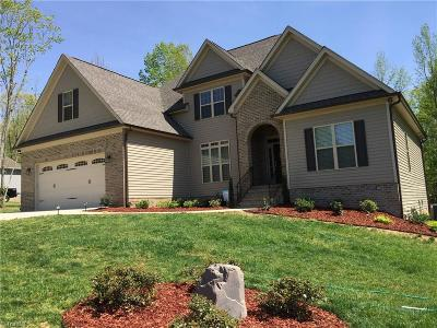 Browns Summit Single Family Home For Sale: 2680 Brooke Meadows Drive