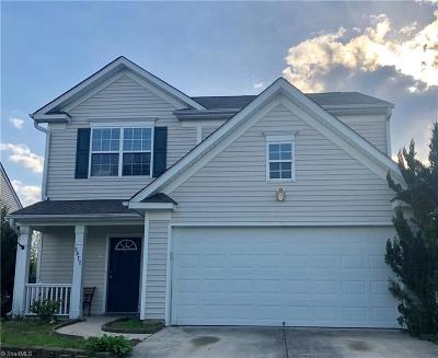 High Point Single Family Home For Sale: 2477 Ingleside Drive