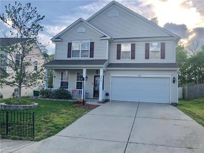 High Point Single Family Home For Sale: 2479 Ingleside Drive