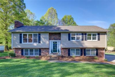 Reidsville Single Family Home For Sale: 106 Windemere Drive