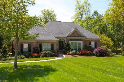 Greensboro Single Family Home Due Diligence Period: 1607 Deercroft Court