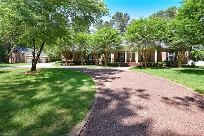 Single Family Home For Sale: 3230 Preacher Holmes Road