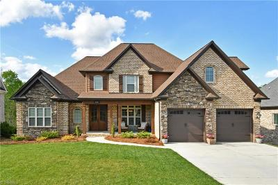 Clemmons Single Family Home For Sale: 605 Ryder Cup Lane