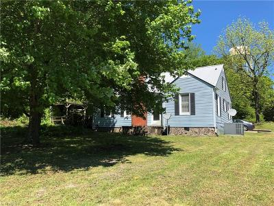 Randleman Single Family Home For Sale: 129 Morningside Road