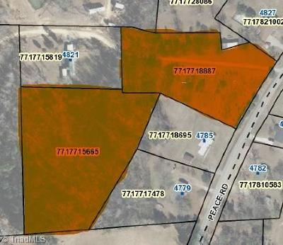 Trinity Residential Lots & Land For Sale: Peace Road