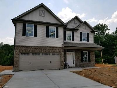 Guilford County, Forsyth County, Davidson County, Randolph County, Surry County, Yadkin County, Davie County, Stokes County, Rockingham County, Caswell County, Alamance County Single Family Home For Sale: 4842 Stovall Drive