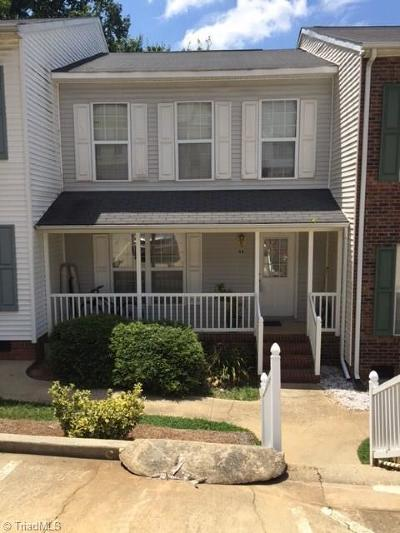 Asheboro Condo/Townhouse Due Diligence Period: 246 Hampton Road #8B
