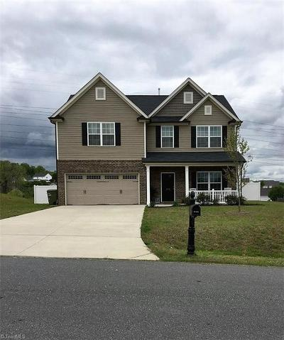 Surry County, Davie County, Yadkin County, Stokes County, Forsyth County, Davidson County, Rockingham County, Guilford County, Randolph County, Caswell, Alamance County Single Family Home For Sale: 395 Bald Cypress Drive