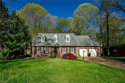 Asheboro Single Family Home For Sale: 1806 Coxemoor Place