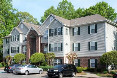 Winston Salem Condo/Townhouse For Sale: 211 Timberline Ridge Court