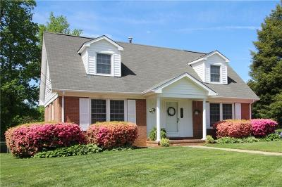High Point Single Family Home For Sale: 3027 Wellingford Drive