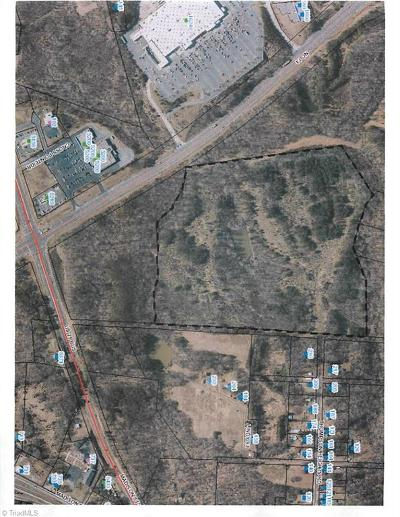 Rockingham County Commercial Lots & Land For Sale: 00 Nc Highway 14