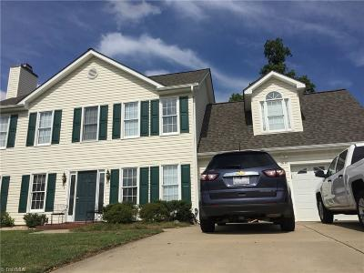 Greensboro Single Family Home For Sale: 3755 Hunt Chase Drive