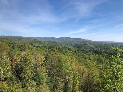 Wilkes County Residential Lots & Land For Sale: 469 Bobcat Mountain Road