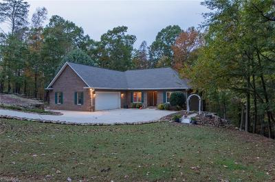 Davidson County Single Family Home For Sale: 906 Rocky Cove Lane