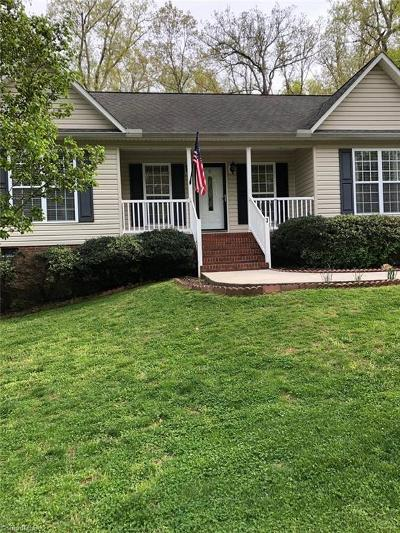Thomasville NC Single Family Home For Sale: $149,900