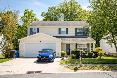 Kernersville Single Family Home For Sale: 219 Calla Lilly Lane
