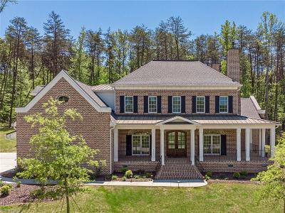Summerfield NC Single Family Home For Sale: $889,900