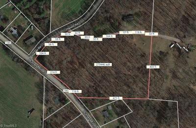 Yadkin County Residential Lots & Land For Sale: Hauser Road