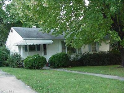 High Point Single Family Home For Sale: 1406 NE Wise Avenue