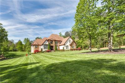 Summerfield NC Single Family Home Due Diligence Period: $1,195,000