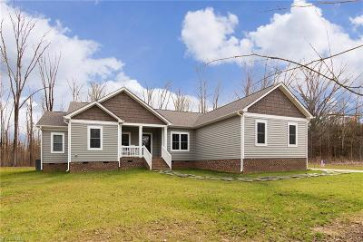Single Family Home For Sale: 685 Mountain Road Mountain Road