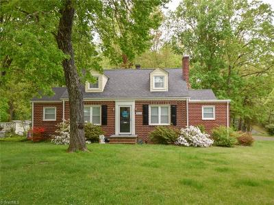 Rockingham County Single Family Home For Sale: 1154 Manning Street