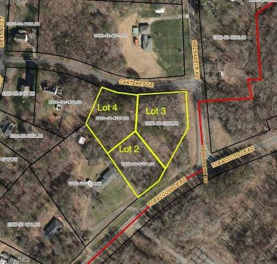 Rural Hall Residential Lots & Land For Sale: 2001 Carteret Drive