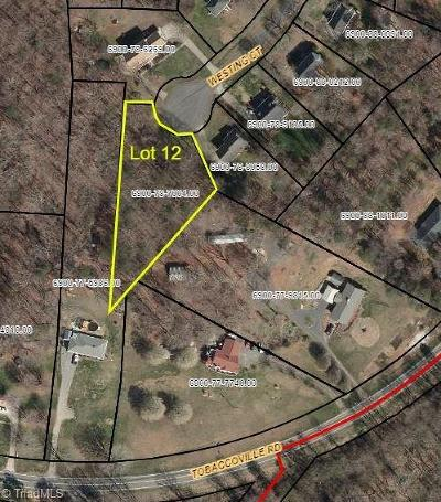 Rural Hall Residential Lots & Land For Sale: 8901 Westing Court