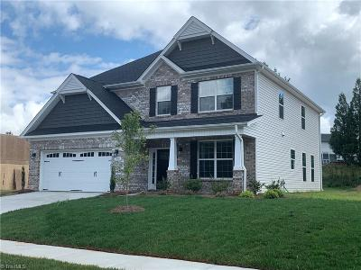 Kernersville Single Family Home For Sale: 910 Maxine Street #Lot 24