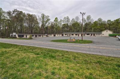 Winston Salem Commercial Due Diligence Period: 11212 Old Us Highway 52