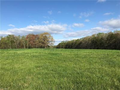 Yadkin County Residential Lots & Land For Sale: 00 Mill Hill Road