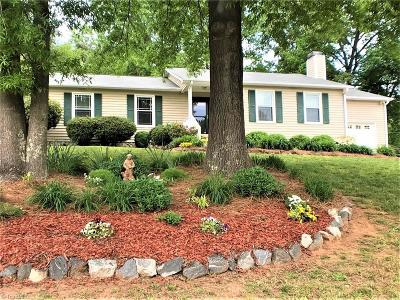 Kernersville Single Family Home Due Diligence Period: 2412 Hunters Lane