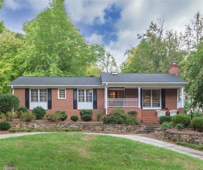 Greensboro Single Family Home For Sale: 617 Kimberly Drive