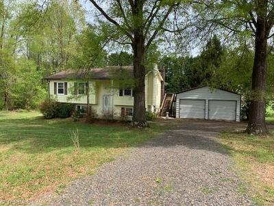 Stoneville Single Family Home Due Diligence Period: 163 Springdale Drive