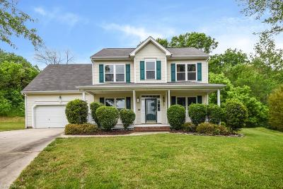 Jamestown Single Family Home Due Diligence Period: 107 Farriers Lane