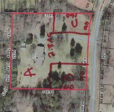 Lewisville Residential Lots & Land For Sale: Tract B Shady Brook Lane
