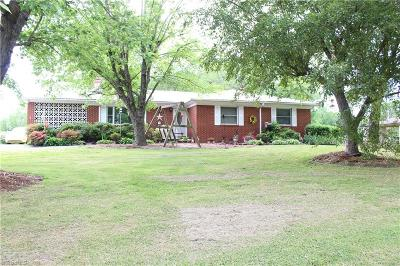 Thomasville Single Family Home For Sale: 556 Stemp Everhart Road