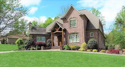 Winston Salem Single Family Home For Sale: 2770 Spicewood Trails Lane