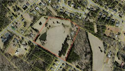 Gibsonville Residential Lots & Land For Sale: 7323 Dew Sharpe Road