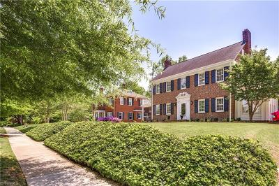 Guilford County Single Family Home For Sale: 1803 Madison Avenue