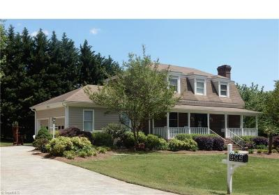 Clemmons Single Family Home For Sale: 6865 Greenbrook Drive